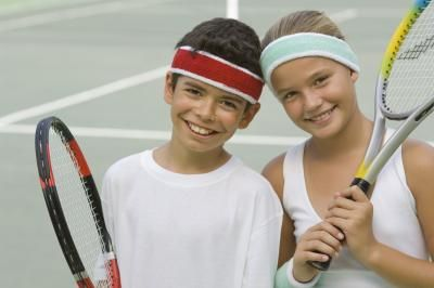 Creative Tennis Drills & Games For Kids | LIVESTRONG.COM