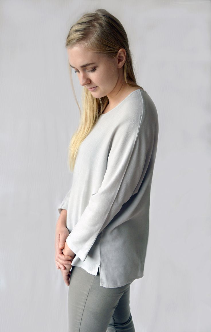 Kelsey - Light grey