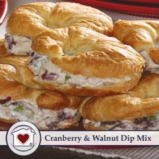 Cranberry Walnut Chicken Salad | Foods to Make | Pinterest
