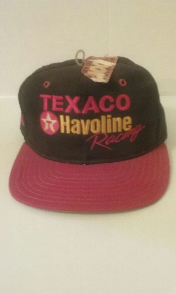 TEXACO Havoline Racing Dale Jarrett 28 Cap Hat Snap Back  f0072457adfa