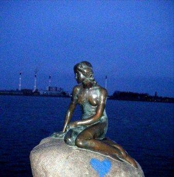 La Sirenita de Copenhague #Denmark #Europe
