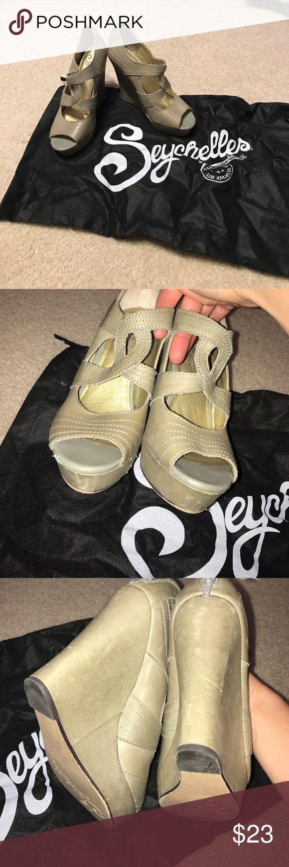 Selling this Seychelles wedges on Poshmark! My username is: amanda87maria. #shopmycloset #poshmark #fashion #shopping #style #forsale #Seychelles #Shoes