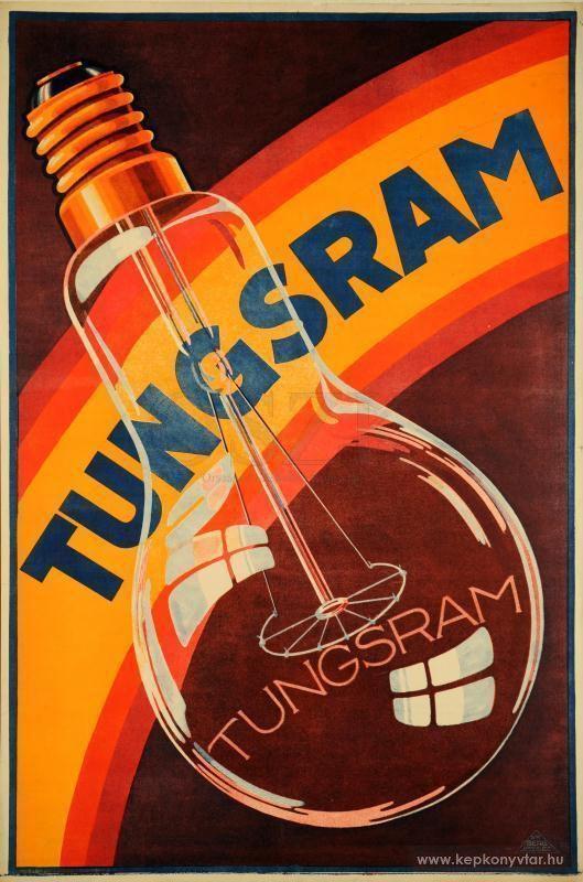 Tungsram ~ József Amberg