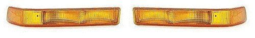 1998 - 2005 Chevrolet S10 GMC Sonoma Truck and Blazer, Jimmy SUV Turn Signal Pair Set Both NEW Driver and Passenger Front: