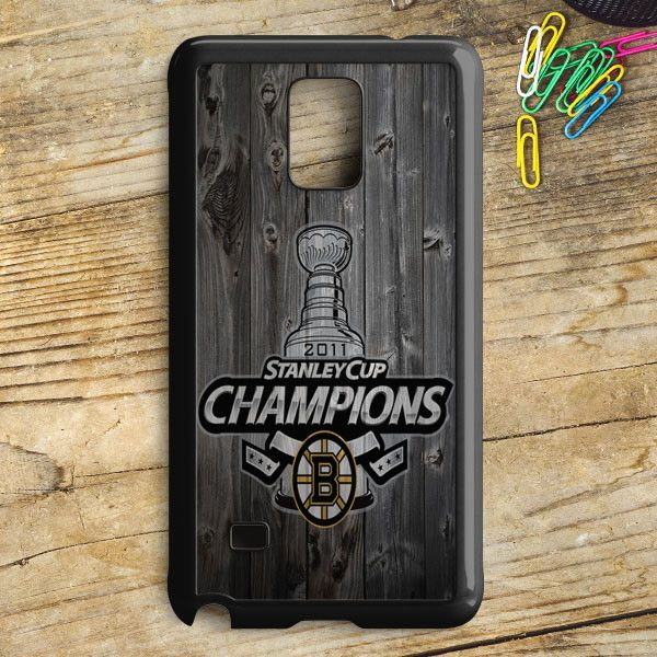 Custom Boston Bruins Hockey Samsung Galaxy Note 5 Case | armeyla.com