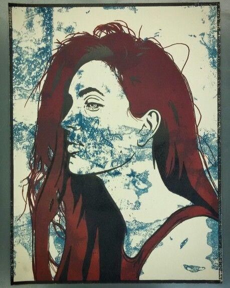 #yyc #yycartists #canadianartist #artist #artistsoninstagram #canadianart #contemporaryartist #contemporaryart #albertaart #yycart #instaartist #instaartistic #artoftheday #artstudio #wip #posterart #popart #printsforsale #portrait #popsurrealism #surrealism #metamodernism #drawing #design #designer #painting #silkscreen #screenprint #printmaking
