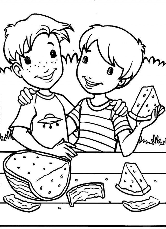 holly hobbie 22 ausmalbilder für kinder malvorlagen zum