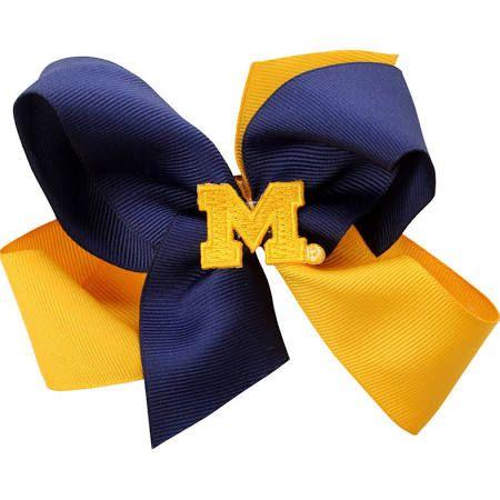 Michigan Wolverines Hair Clip - Google Search