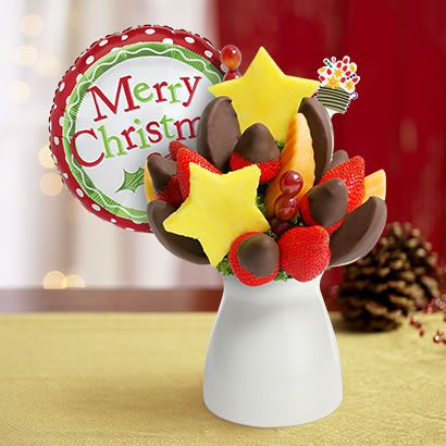 Edible Arrangements - Delicious for Christmas
