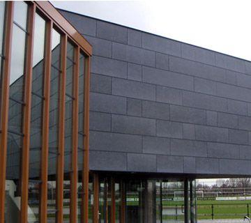 Cembrit vezelcementplaten gevelbekleding gevelbekleding for Horemans interieur