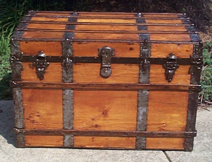 19 best Dome Top Trunk images on Pinterest