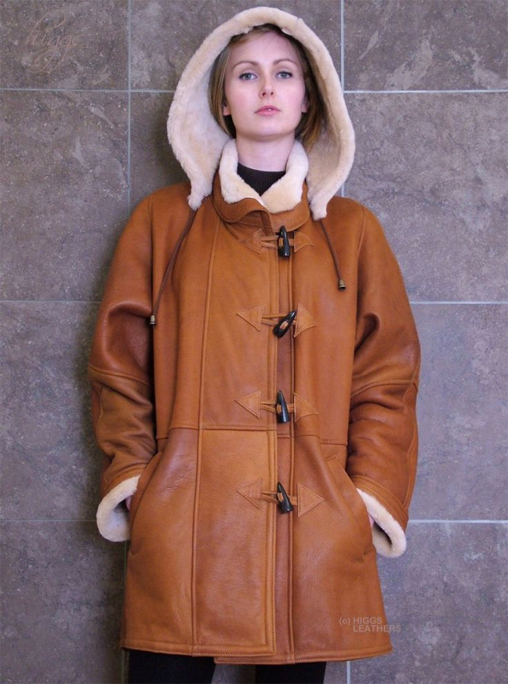 17 Best images about Finest Shearling Coats Ideas on Pinterest ...