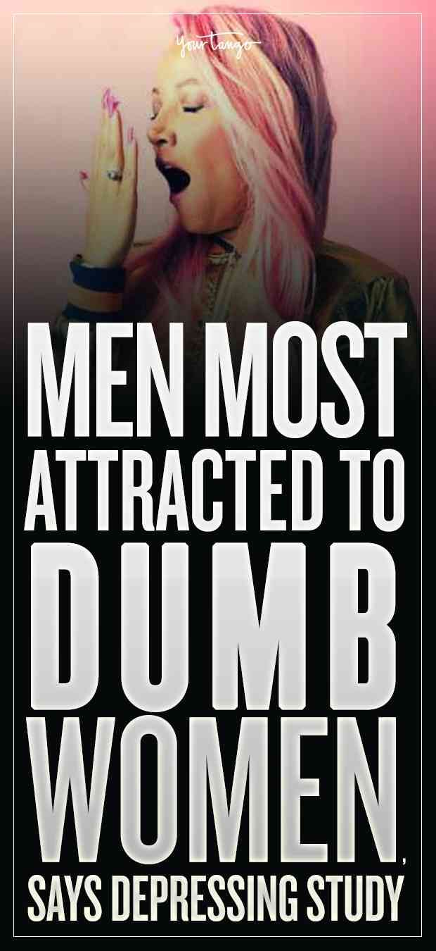 Are women dumb why Understanding the