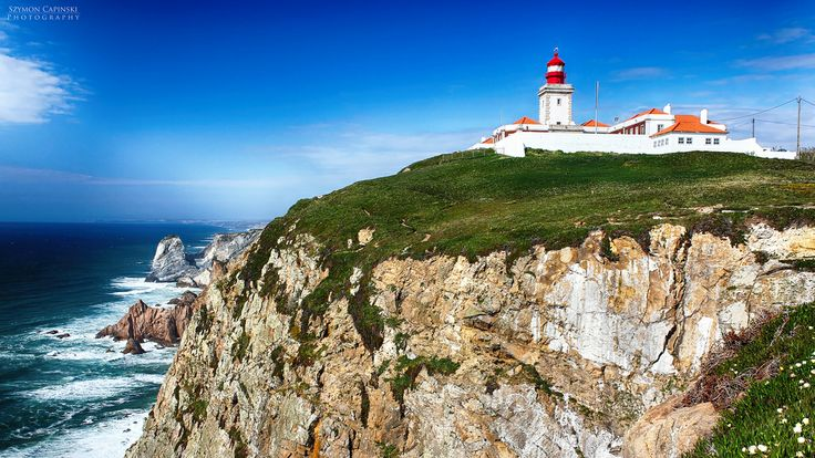 Cabo da Roca - The westernmost point of the European continent