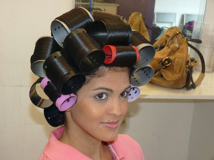 322 Best Images About Salons Amp Curlers On Pinterest