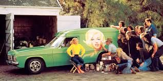 A motoring icon of 1970s Australia was the Sandman, a panel van and ute produced by Holden in Australia between 1971 and 1979.