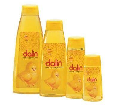 Dalin Bebek Şampuanı ❤🐥🐣