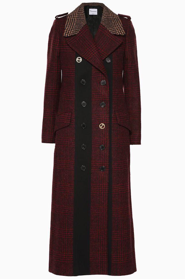 Шинель — модное пальто с военной выправкой и литературным прошлым   Мода   Выбор VOGUE   VOGUE