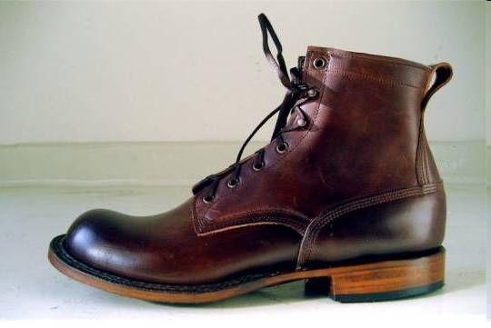 handmade Julian boot