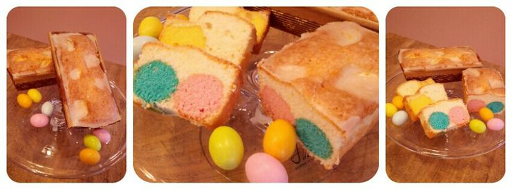 Easter surprise cake