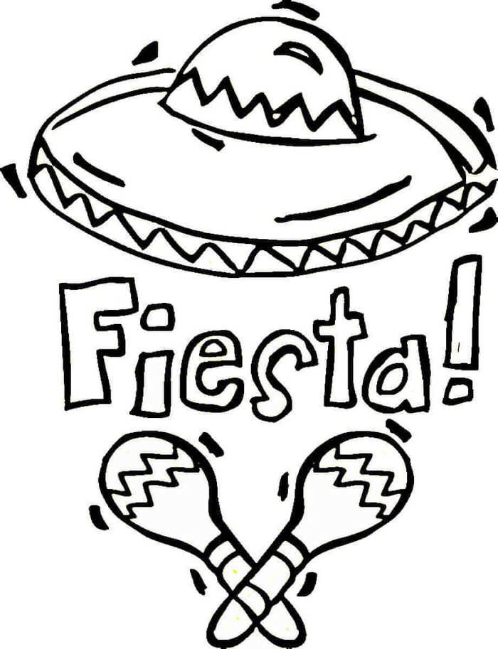 Printable Cinco De Mayo Coloring Pages Free Coloring Sheets Free Coloring Pages Free Printable Coloring Coloring Pages
