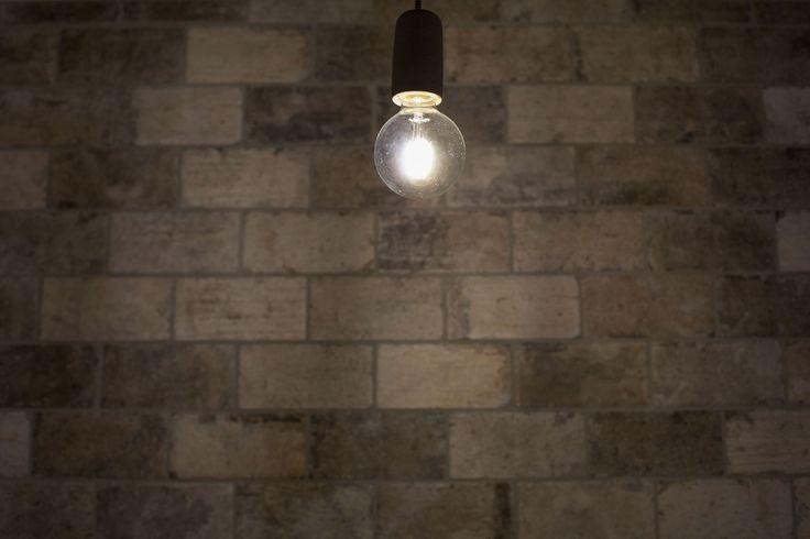 Lighting and brick work Tiling, Archidiom