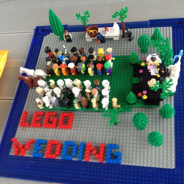 Lego Wedding Altar: 17 Best Images About Lego Wedding Ideas On Pinterest