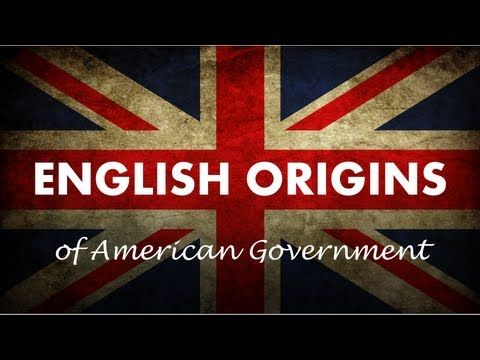 Magna Carta, English Bill of Rights, and American Government - YouTube