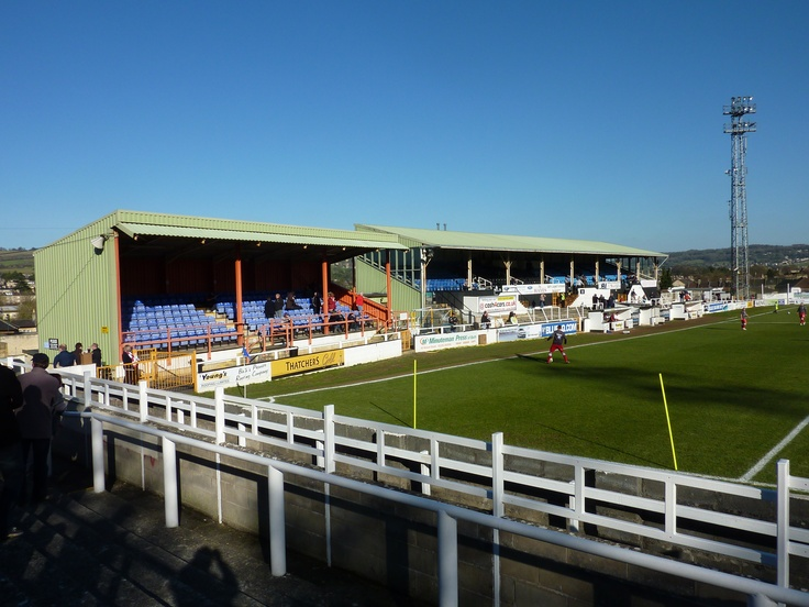 Bath City 1 Kidderminster Harriers 2. Blue Square Bet Premier League. 25th February 2012.