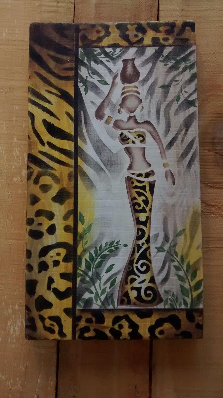Inspirado no projeto original da Mayumi Takushi (caixa africana) - reprodução parcial -