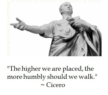 The life and career of cicero