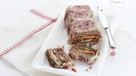 Italiaans gehaktbrood - Recept - Allerhande - Albert Heijn   Lekker!