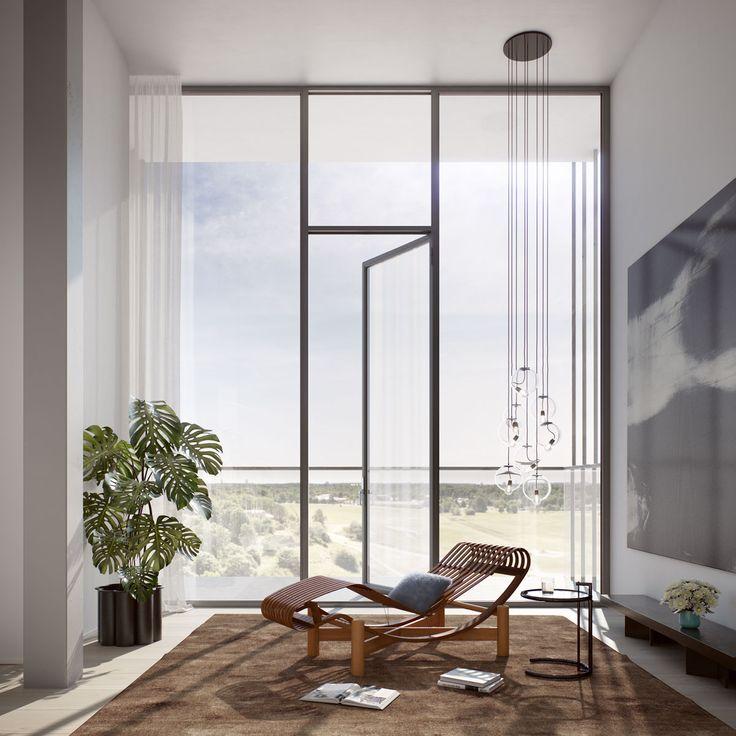 Oscar Properties #oscarproperties stockholm, windows, carpet, flower, view, design, interior