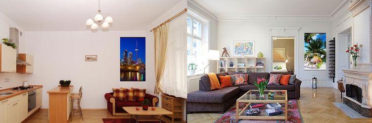 Пленочный обогреватель Домашний уют в не плохо смотрится в интерьерах квартир