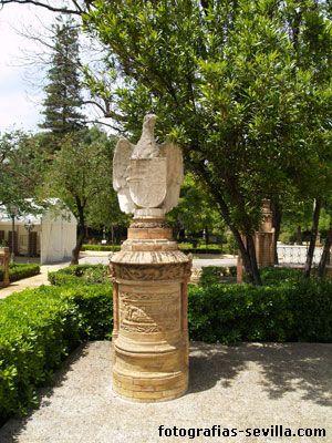 escudo heráldico, Pabellón Real