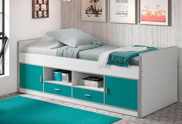 25 best ideas about stauraumbett on pinterest teenager. Black Bedroom Furniture Sets. Home Design Ideas