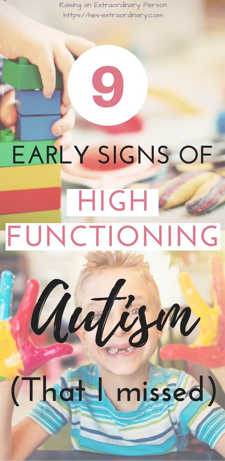 "My son was six years old when we started the process of getting his assessment.  He was almost seven when it was completed. He's seven now and in second grade. As much as I dislike the label, he is generally described as having ""high functioning"" autism. He doesn't have all of the signs of ""classic"" …"