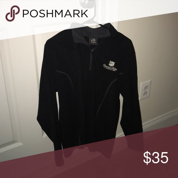 Black Country Club Sweater Dominion Valley Country Club, extremely nice and can be worn is casual and formal environments alike Ahead Jackets & Coats Performance Jackets