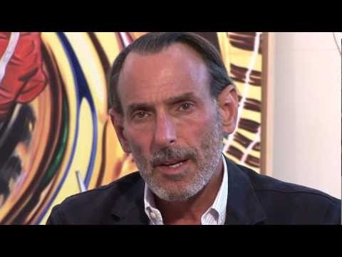 """DAVID SALLE - """"Sensitized Spaces"""" (excerpt from ART/new york No. 65) - YouTube"""