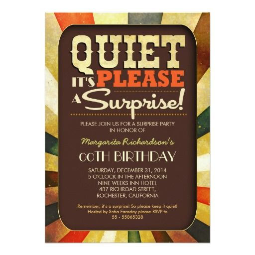 416 Best Images About Funny Birthday Party Invitations On