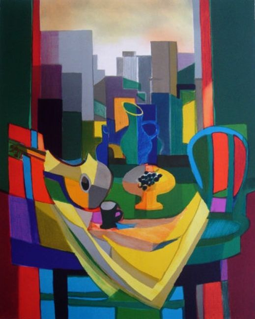 MID-CENTURIA : Art, Design and Decor from the Mid-Century and beyond: Painting