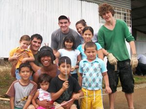 Global Volunteer Network in Costa Rica: Orphanage & Childcare, Teaching English Programs