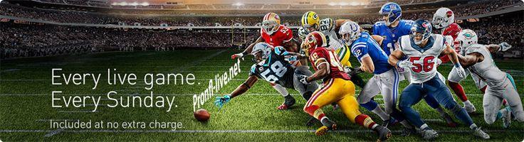LIVE STREAM Every NFL game pass Preseason and Regular