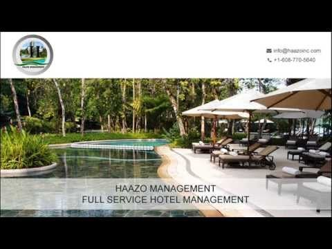 Professional Property Management-Hotel Resort Apartment Investment | Haazo  Learn more http://www.youtube.com/watch?v=__8EqMCrneQ