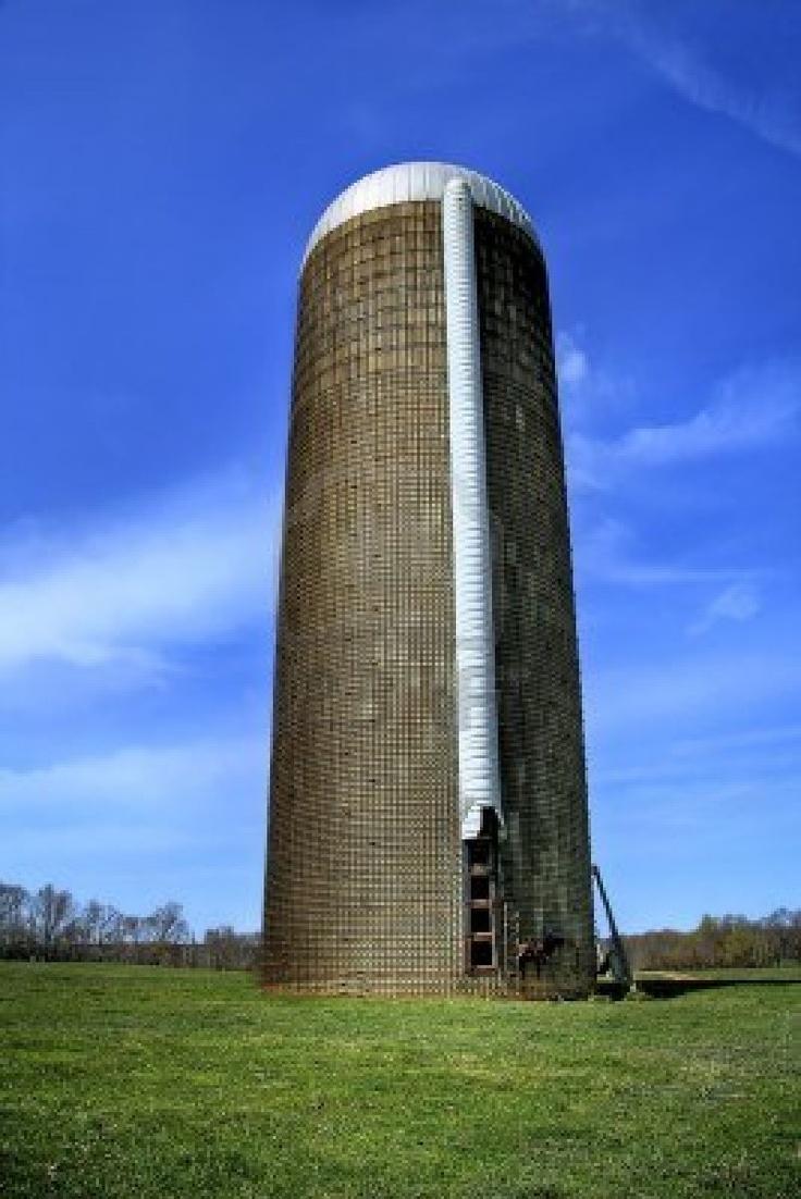 grain silo - Silos