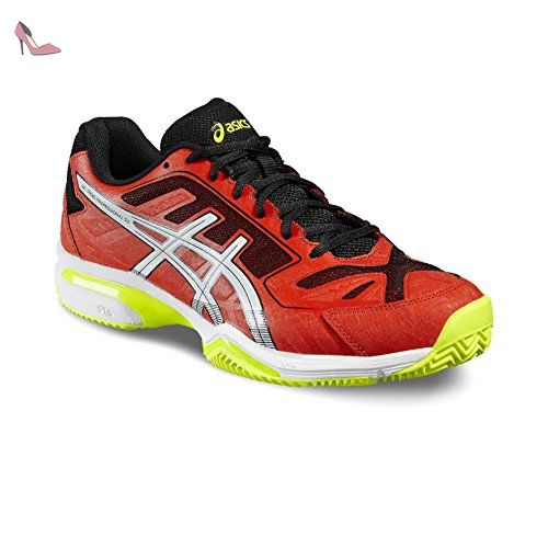 Asics Gel-Fujitrabuco 4, Chaussures de Trail Homme - Bleu (Royal Burgundy/Flash Yellow/BL 2907), 46.5 EU