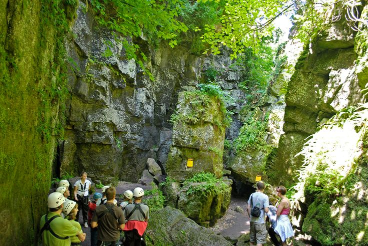 Scenic Caves, a must see!  The Blue Mountains, Ontario