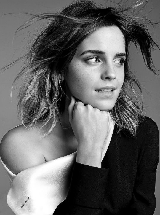 "dailyemwatson: """" Emma Watson photographed by Kerry Hallihan for Entertainment Weekly (2017) "" """