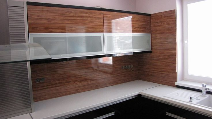 Kuchyňa čierna lak - BMV Kuchyne