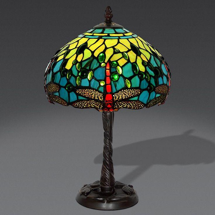 Die 100 besten bilder zu lampade da tavolo tiffany von - Lampade tiffany da tavolo ...